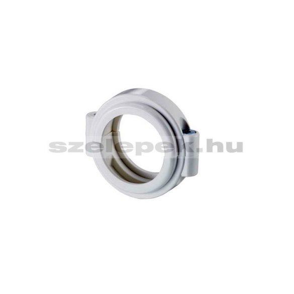 OVENTROP Védőbilincs, M30x1,5 mm-es menetes kivitelű termosztátok lopás elleni védelméhez, fehér színben (1011766)