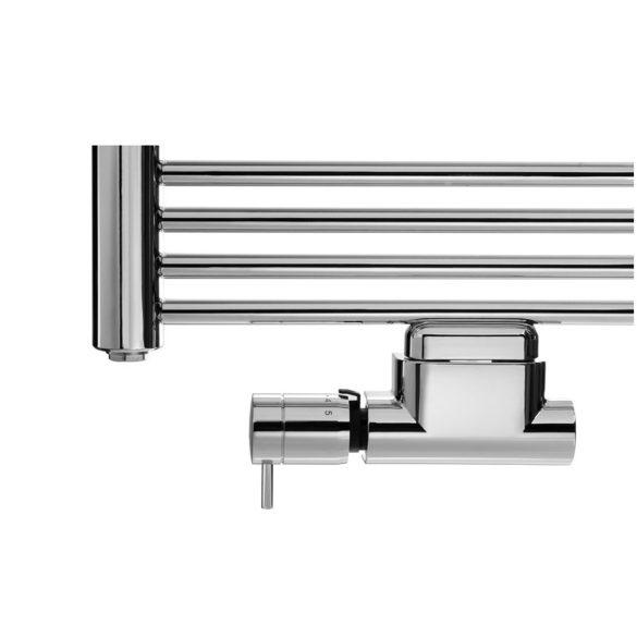 """OVENTROP """"pinox H"""" design-termofej, krómozott kivitel, M30x1,5  mm (1012165)"""