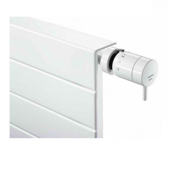 "OVENTROP ""pinox H"" design-termofej, fehér kivitelben, M30x1,5 mm (1012166)"