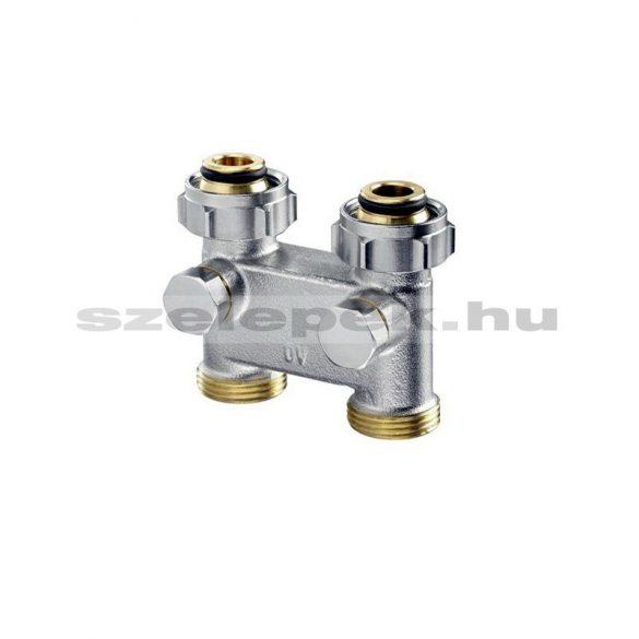 OVENTROP Fordítóidom szelepes fűtőtestekhez, egyenes, G3/4 külső-menetes szelepes fűtőtestekhez