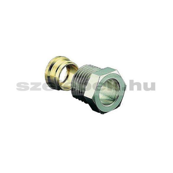 """OVENTROP """"Ofix CEP"""" G1/2x15 [mm] szorítógyűrűs csavarzat belsőmenetes szerelvényekhez, PN10, darabos csomagolásban (1028155)"""