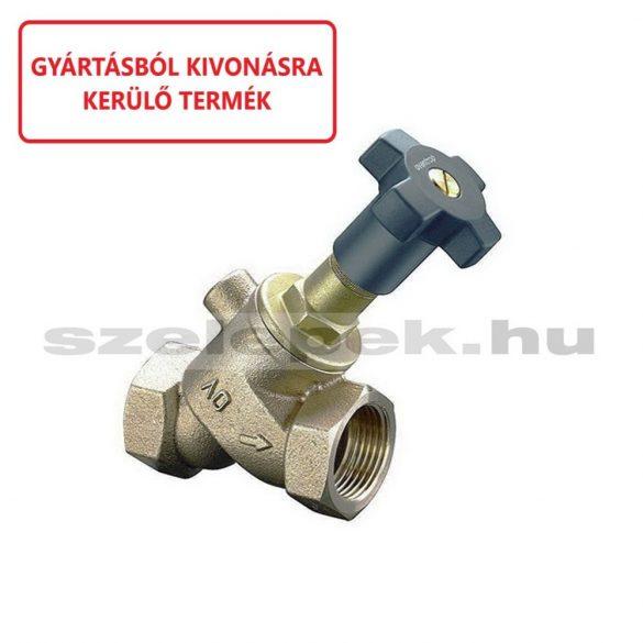 OVENTROP Ferdeülékű szelep, PN25, DN10, belsőmenetes kivitelben (1050203)
