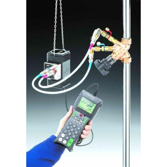 """OVENTROP DN50 (2"""") """"Hydrocontrol VTR"""" beszabályozó szelep, PN25, 3. sz. tartozék-készlettel szerelve (1060316)"""