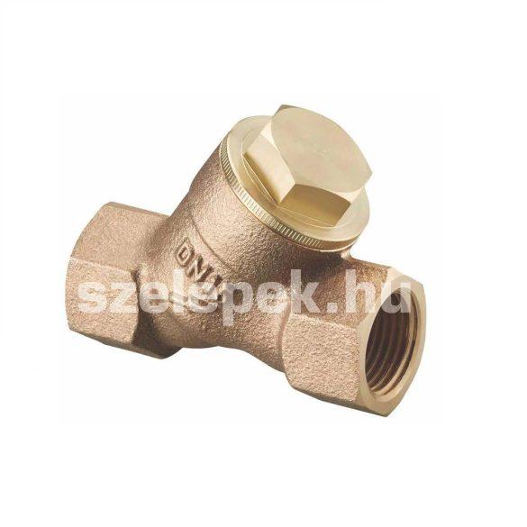 OVENTROP DN50, Szennyfogó szűrő, PN25, belsőmenetes kivitelben, kvs=56,20, szitasűrűség 600 µm, [-10…+150]°C (1120016)