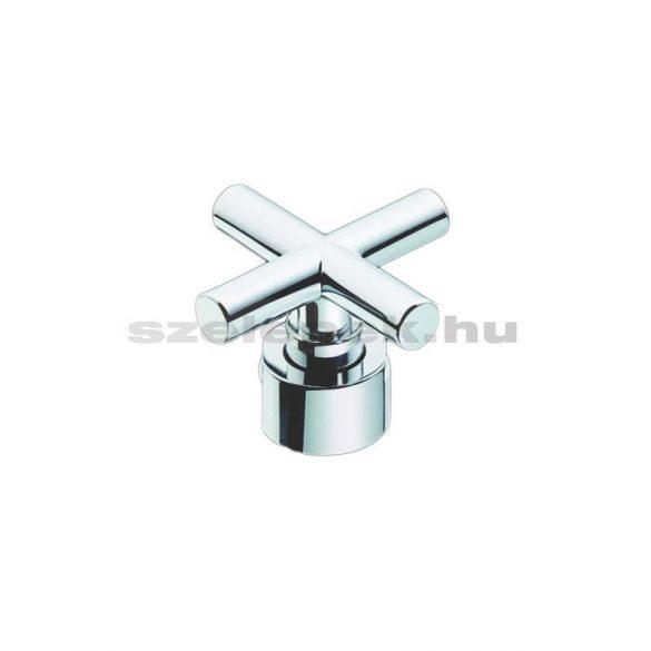 """OVENTROP kézikerék, """"TARA"""", krómozott kivitelben, M30x1,5 mm (1168052)"""