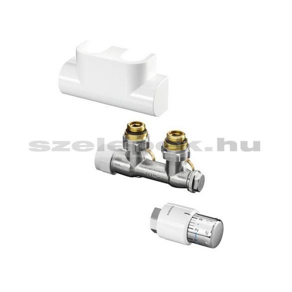 """OVENTROP """"Multiblock T"""" multifunkciós termosztatikus fűtőtestszelep, sarok kivitelben (1184014)"""
