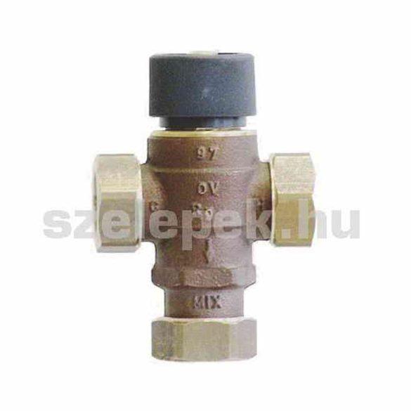 """OVENTROP """"Brawa-Mix"""" termosztatikus keverőszelep használati melegvízhálózatokhoz,, DN20, külsőmenetes kivitelben (1300351)"""