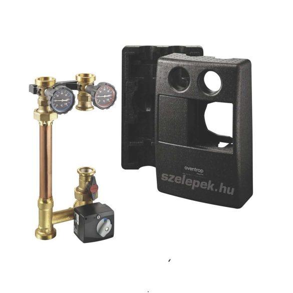 """OVENTROP DN32 """"Regumat M3-180"""" fűtővíz keringető modul, szivattyú nélkül (1355275)"""