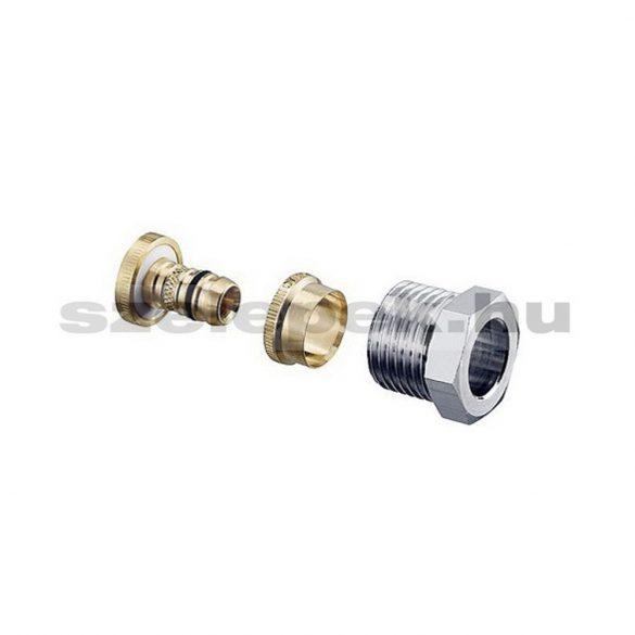 """OVENTROP """"Cofit S"""" G1/2x(16x2) [mm] szorítógyűrűs csavarzat belsőmenetes szerelvényekhez, darabos csomagolásban (1507355)"""
