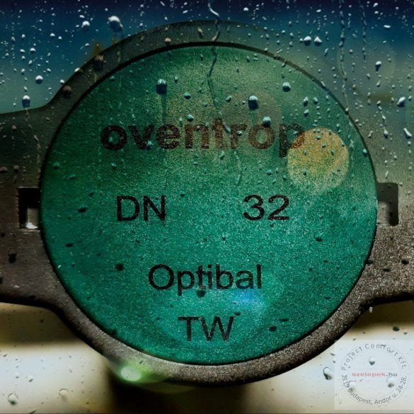"""OVENTROP DN20 """"Optibal TW"""" PN10, golyóscsap ivóvízre, belsőmenetes kivitelben (4208806)"""