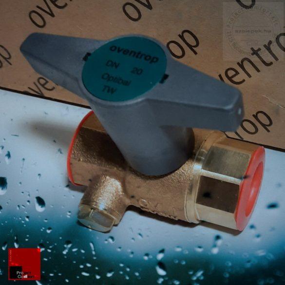 """OVENTROP DN40 """"Optibal TW"""" PN10, golyóscsap ivóvízre, belsőmenetes kivitelben (4208812)"""