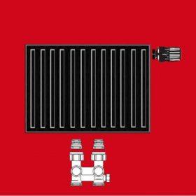 szelepes radiátorok szerelvényezése