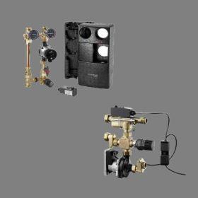 Moduláris keringető- és szabályozó egységek