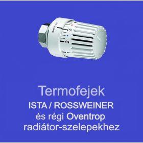 Termofejek gyártásból kivont radiátorszelepekhez
